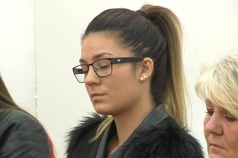 Alisa Mutap predana Tužiteljstvu BiH