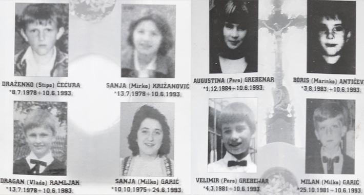 Obitelji viteških anđela ogorčene, njihovu djecu predstavljali su kao bošnjačke žrtve