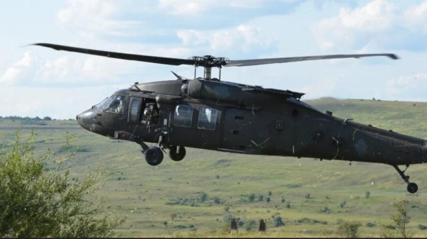 U padu helikoptera šestero mrtvih