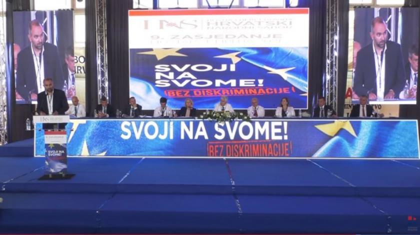 Brešić: Hrvati će srediti sami sebe