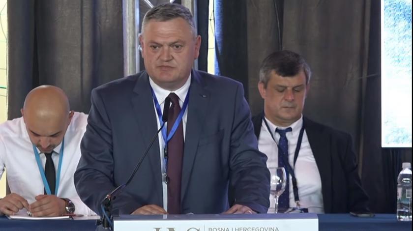 Vukadin: Najbolji put za BiH je federalizacija, hrvatski entitet će biti dio tronožca i jamac opstojnosti