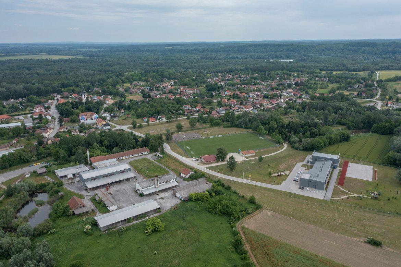 Hrvatski gradić prodaje kuće za kunu