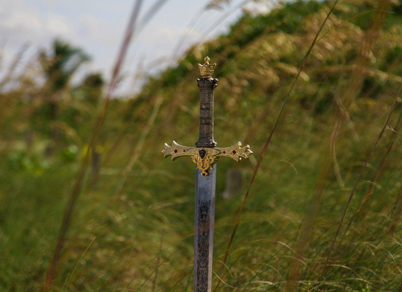 Dječak pronašao mač iz 17. stoljeća