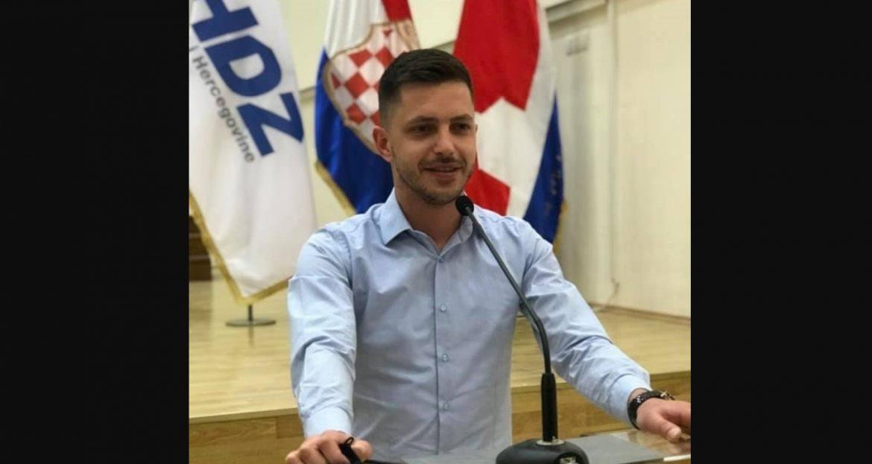 Mate Lončar izabran za novog predsjednika  Mladeži HDZ-a BiH