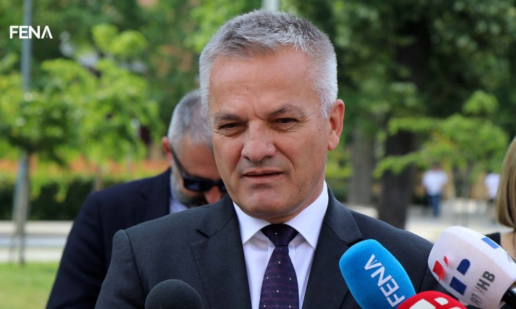 Milas u Mostaru s Kordićem dogovorio nastavak uspješne suradnje