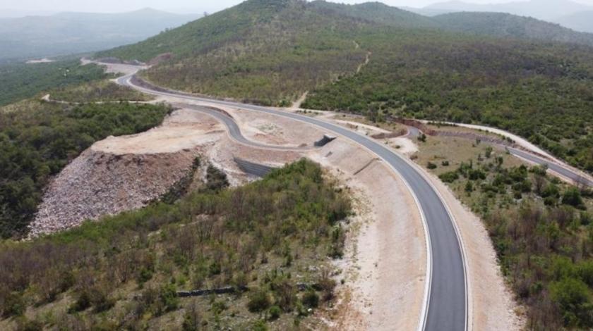 Radovi na cesti Stolac-Neum teku neometano