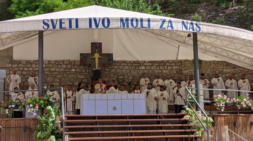 U jednom od najstarijih hodočasničkih mjesta u BiH proslavljen sv. Ivo