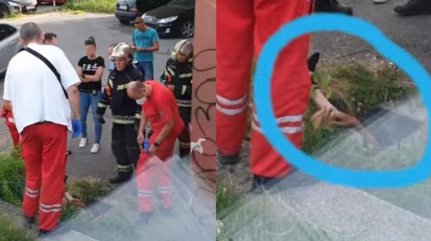 """Vatrogasci u Zagrebu dobili neobičan poziv: """"U rupi sam…"""""""