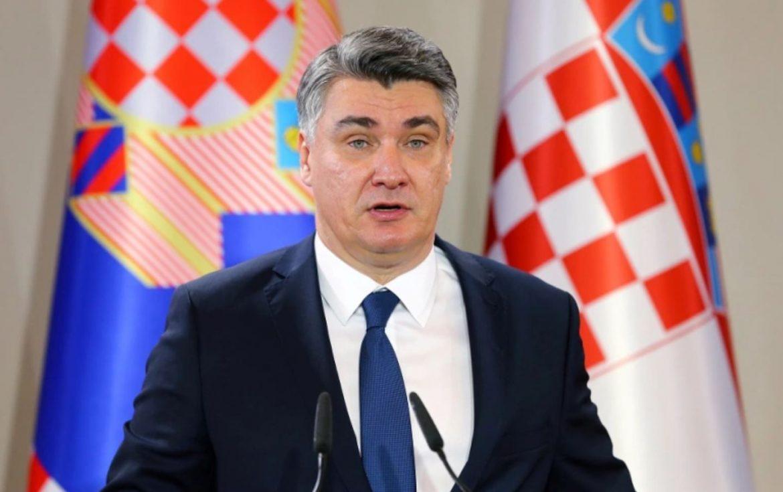 Milanović: Dok sam ja predsjednik Hrvatska više neće popuštati u pravima Hrvata BiH