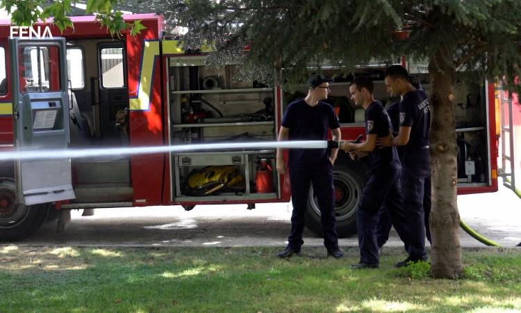 Puno posla za mostarske vatrogasce, u srpnju preko 100 intervencija