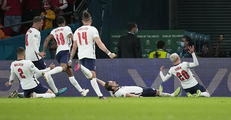 Engleska u finalu Eura: Kane iz sumnjivog penala u produžetku donio ludnicu