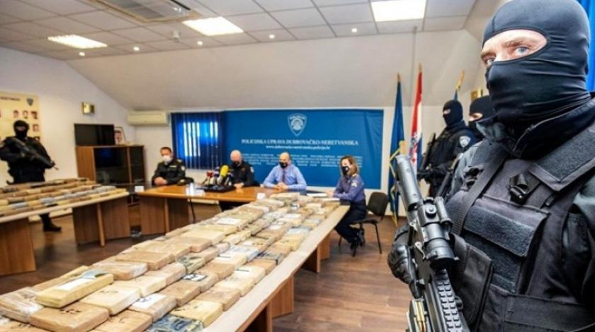 Ovo su trojica Hrvata uhićena zbog šverca 56 kg kokaina