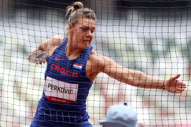 """Perković nakon polufinala izrazila nezadovoljstvo uvjetima, Tolj """"kratka"""" za četiri centimetra"""