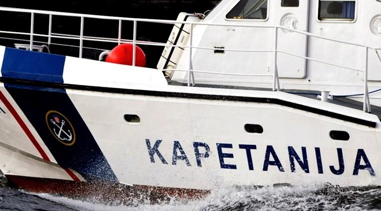 Devetero ozlijeđenih u pomorskoj nesreći kod Splita