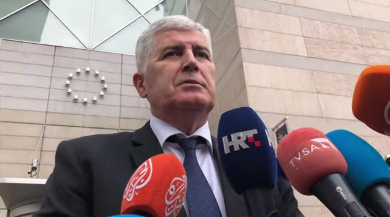 Pije li Čovićevo obećanje o bojkotu izbora dogodine vode?