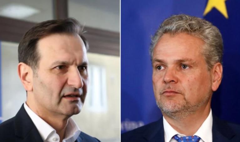 Kovač: Bez promjena Izbornoga zakona neće biti napretka BiH prema članstvu u EU; Bušić: Sattler odrađuje zahtjevan posao