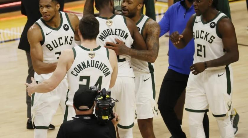 Bucksi osvojili naslov NBA prvaka nakon 50 godina