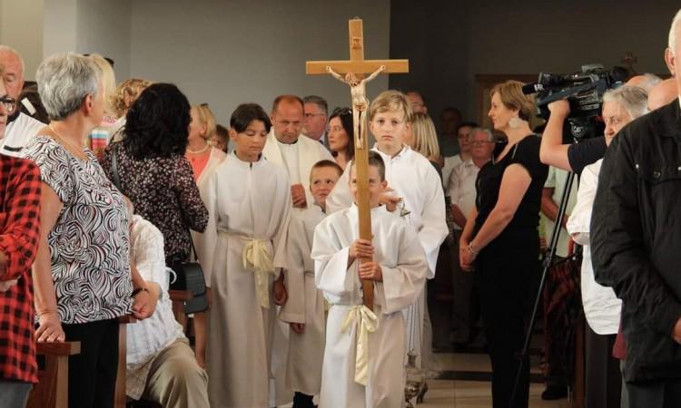 Povratnička župa sv. Ilije proroka u Kandiji kod Bugojna proslavila svoj patron