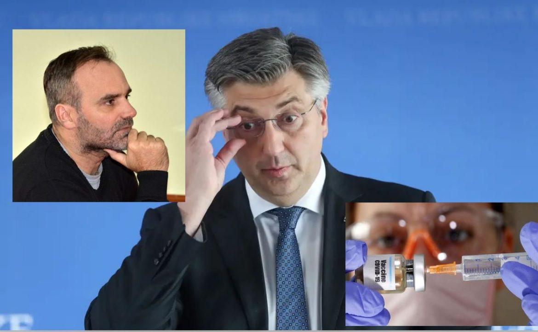 Pojedinci poput Mustafića će biti tužni, ali da, Plenković je rekao da se svi iz BiH mogu cijepiti u RH