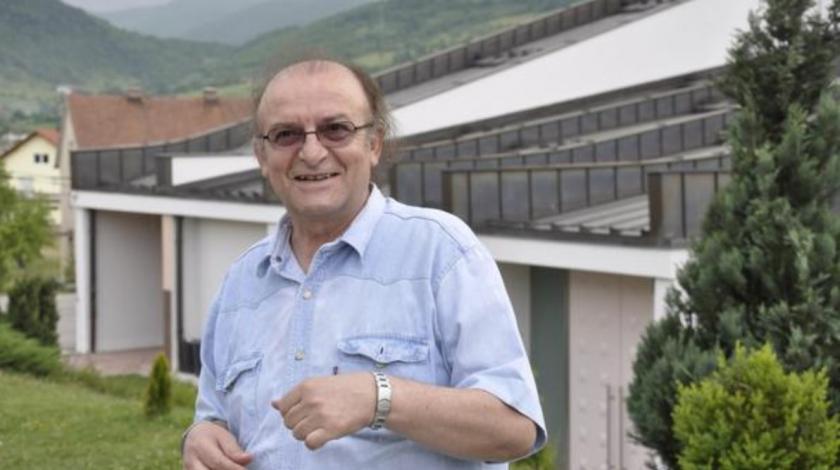 "VIDEO Dokumentarac o životu Fra Franje Grebenara ""Grebe"""