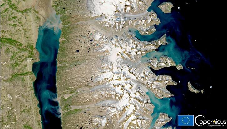 """Grenland ovoga tjedna doživio """"masovno"""" otapanje leda"""