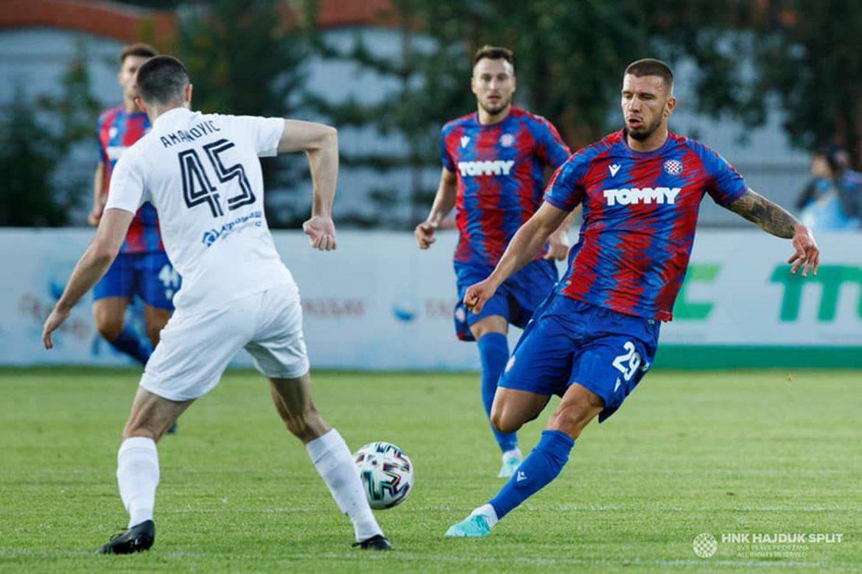 Tobol u 118. minuti izbacio Hajduk iz Europe!