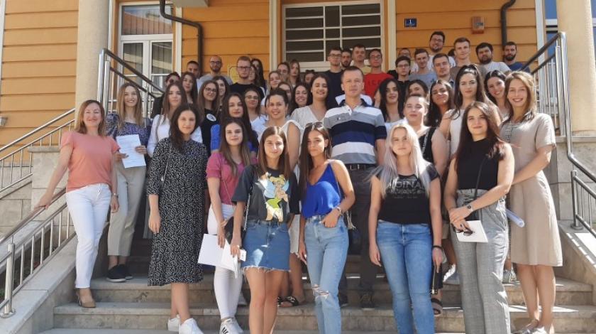 Livno dodjelilo stipendije studentima