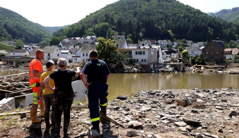 Njemačka odobrila hitnu pomoć za poplave