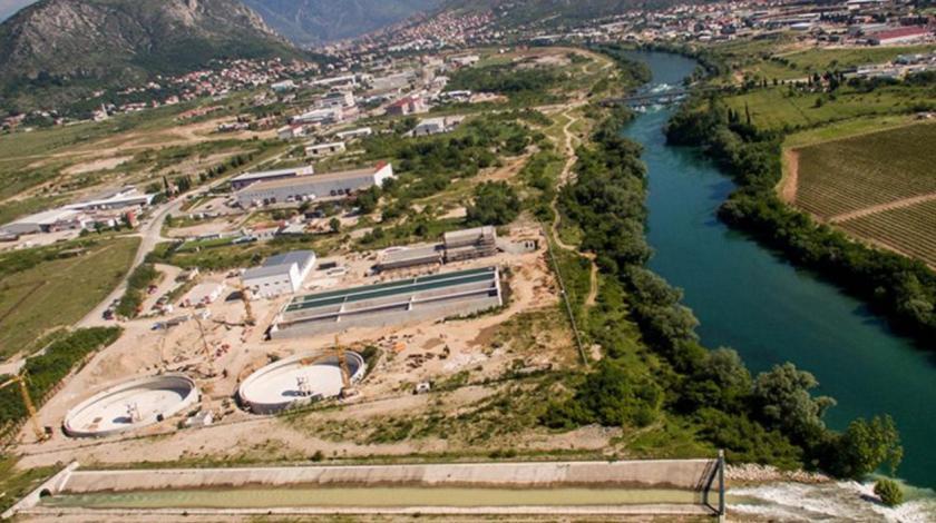 Grčka tvrtka i Mostar okončavaju spor oko pročistača