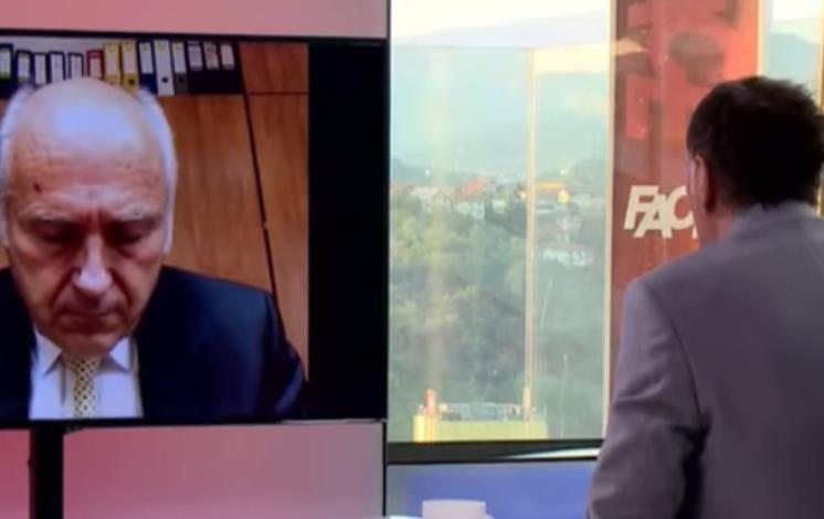 Voditelj Face TV-a naljutio Inzka, jeste li ga ikad vidjeli ovako nervoznog?