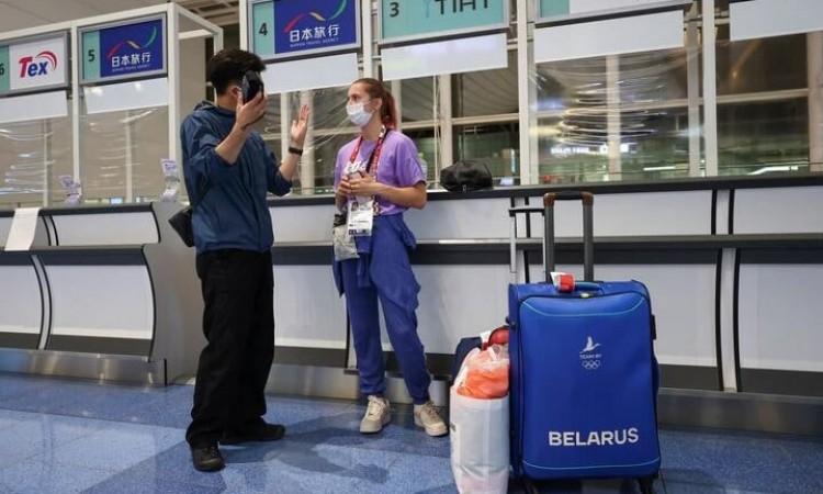 Bjeloruska sprinterka Cimanovskaja iz Japana otputovala u Poljsku