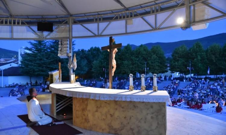 Večeras počinje Festival mladih u Međugorju