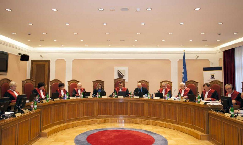 Ustavni sud BiH danas je usvojio ovu apelaciju