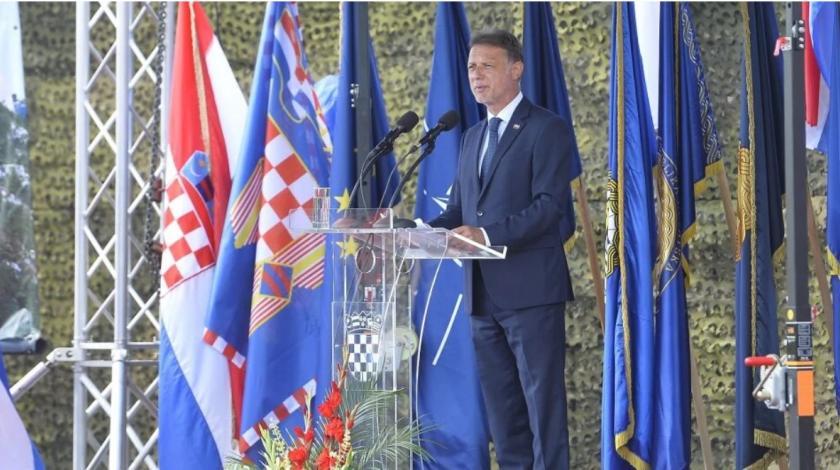 Jandroković: Nećemo dozvoliti da oslabe konstitutivnost Hrvata u BiH