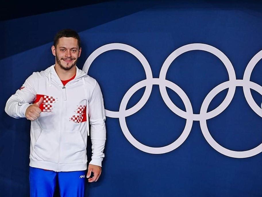 Tin Srbić osvojio srebro: Hrvatska ima još jednu medalju